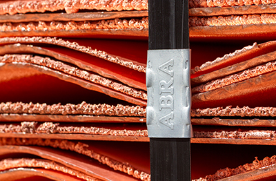 El Abra copper cathode