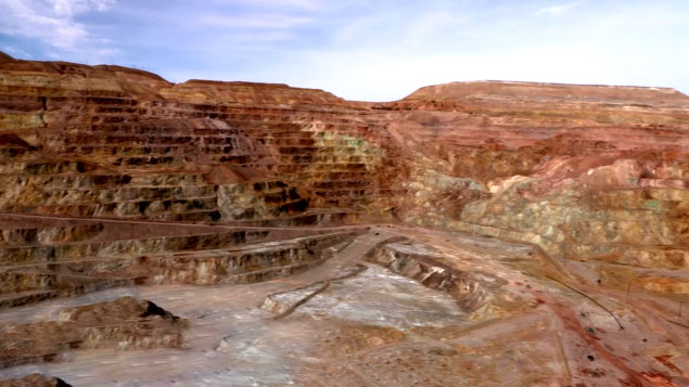 New Mexico Copper Mining